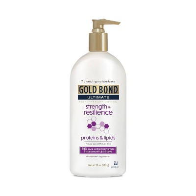 Body Lotions: Gold Bond Strength & Resilience