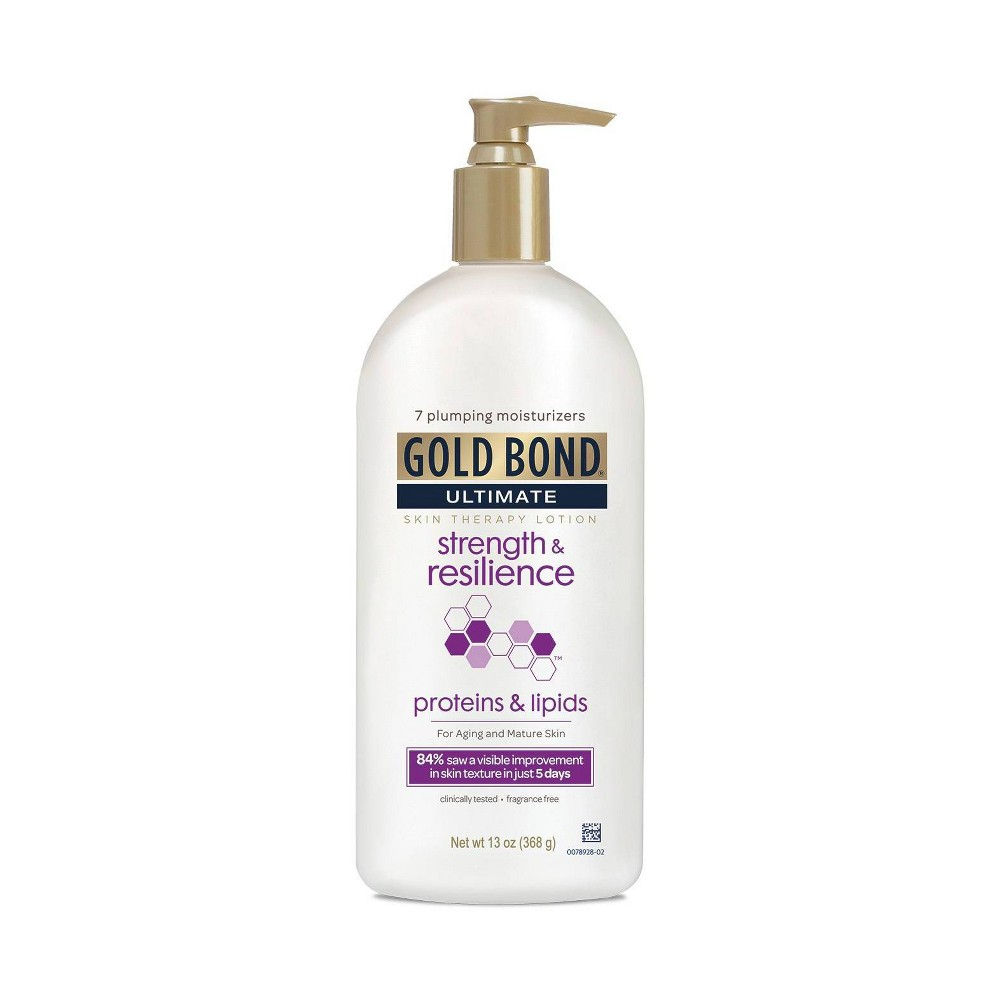 Image of Gold Bond Strength & Resilience Hand and Body Lotions - 13oz