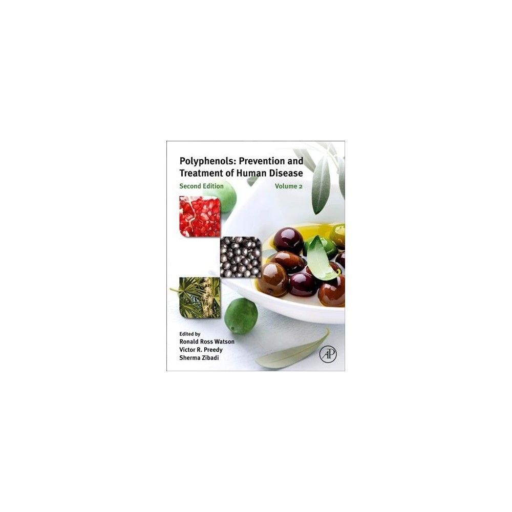 Polyphenols in Human Health and Disease - (Hardcover)