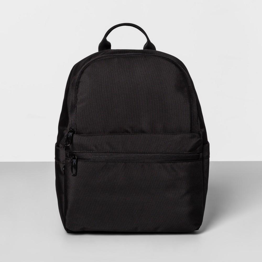 AntiTheft RFID Mini Backpack Black - Made By Design