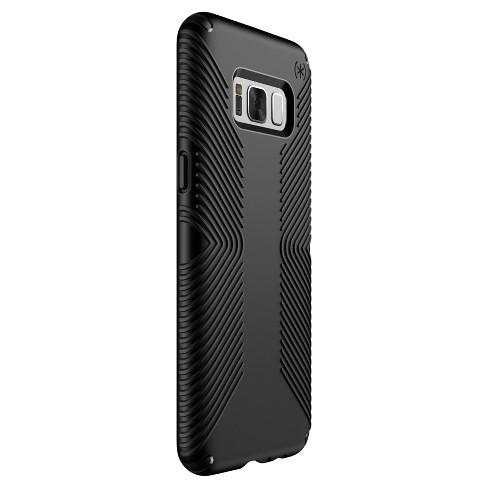 quality design de5a2 55cf5 Speck Samsung Galaxy S8 Presidio Grip Case - Black