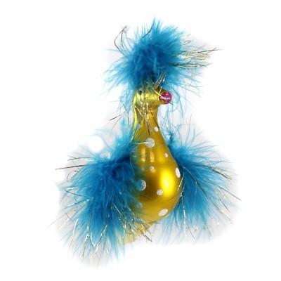 "Italian Ornaments 6.0"" Colorful Seahorse W/ Spots Ornament Italian Ocean Sea  -  Tree Ornaments"