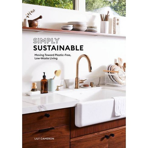 Simply Sustainable - by  Lily Cameron (Paperback) - image 1 of 1
