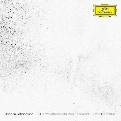Echo Collective - Johann Johannsson: 12 Conversations With Thilo Heinzmann (Vinyl) - image 1 of 1