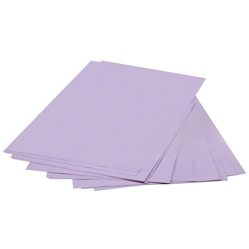 Earthchoice Multi-Purpose Paper, 20 lb, 8-1/2 x 11 Inches, Orchid, pk of 500 - image 1 of 1