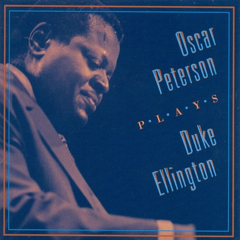 Oscar peterson - Oscar peterson plays duke ellington (CD) - image 1 of 1