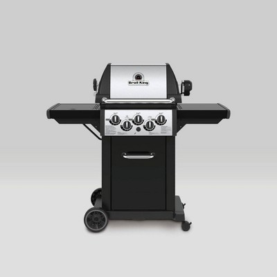 Broil King Monarch 390 3-Burner Natural Gas Grill 834287