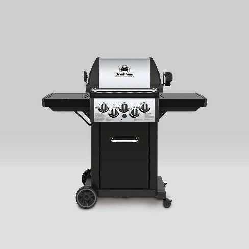 Broil King Monarch 390 3-Burner Natural Gas Grill 834287 - image 1 of 4