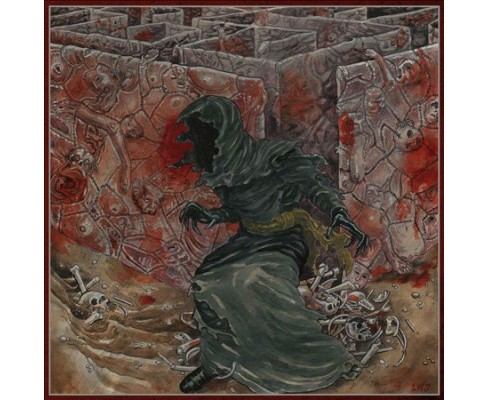 Our Place Of Worship - With Inexorable Suffering (CD) - image 1 of 1