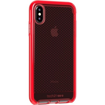 Tech21 Apple iPhone XS Max Evo Check Case - Rouge