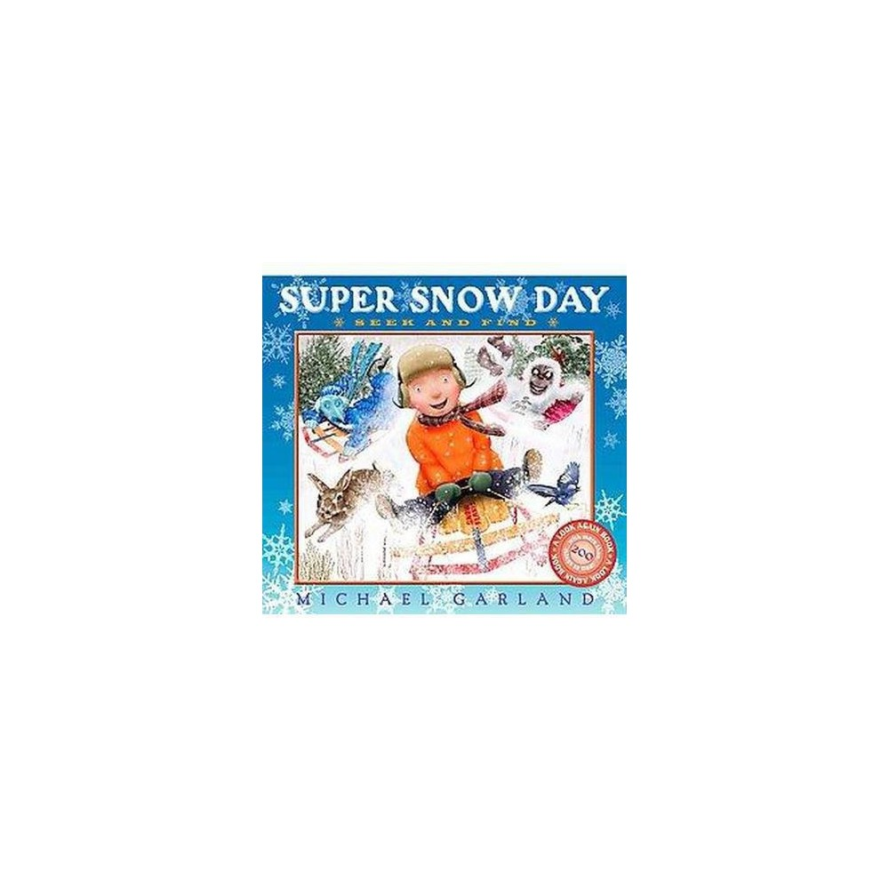 Super Snow Day : Seek and Find (School And Library) (Michael Garland)