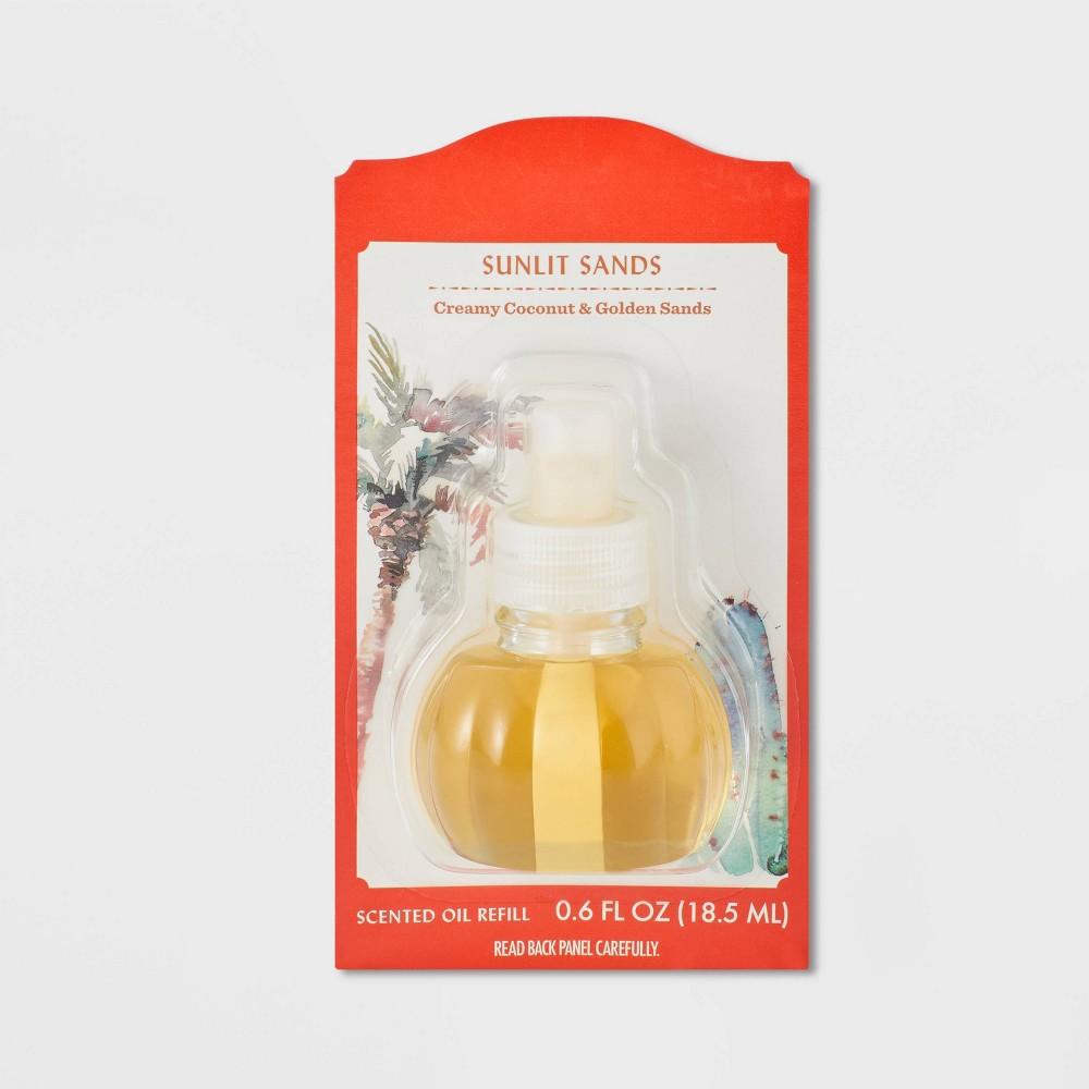 Fragrance Oil Sunlit Sands Opalhouse 8482