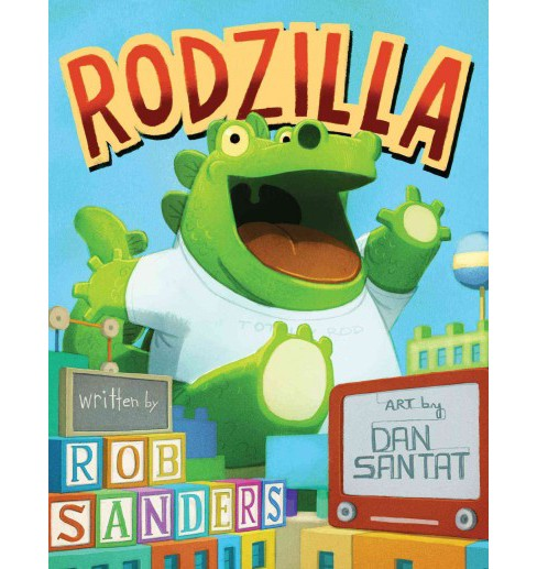 Rodzilla -  by Rob Sanders (School And Library) - image 1 of 1