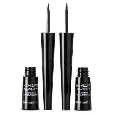 Revlon ColorStay Liquid Liner - 251 Blackest Black - .16oz - 2pk