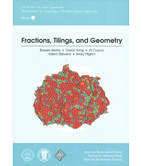 Fractions, Tilings, and Geometry -  (Paperback) - image 1 of 1