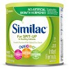 Similac for Spit Up Infant Formula with Iron Powder - 12oz - image 4 of 4