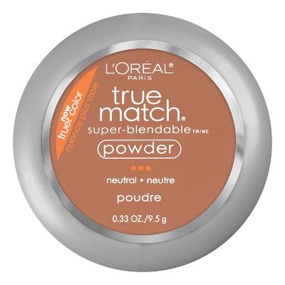 Face Makeup: L'Oreal Paris True Match Makeup Super Blendable Foundation