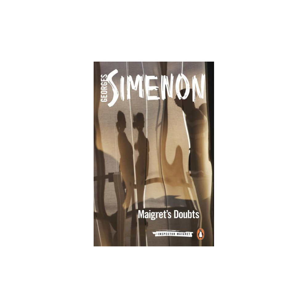 Maigret's Doubts - Tra (Penguin Classics, Inspector Maigret) by Georges Simenon (Paperback)