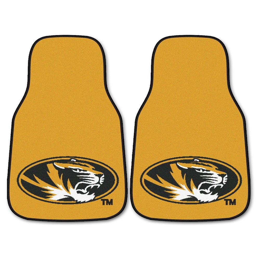NCAA Missouri Tigers FanmatsAutomotive Floor Mat