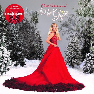 Carrie Underwood - My Gift (Target Exclusive, CD)