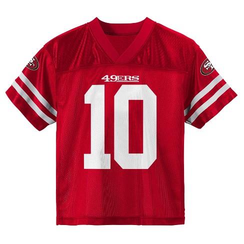 9a408b66d NFL San Francisco 49ers Boys  Player Jersey. Shop all NFL