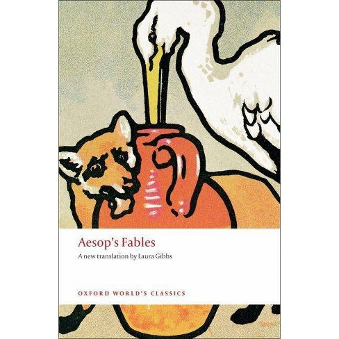 Aesop's Fables - (Oxford World's Classics (Paperback)) (Paperback) - image 1 of 1