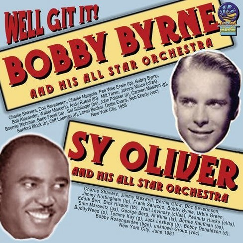 Bobby Byrne - Well Git It (CD) - image 1 of 1