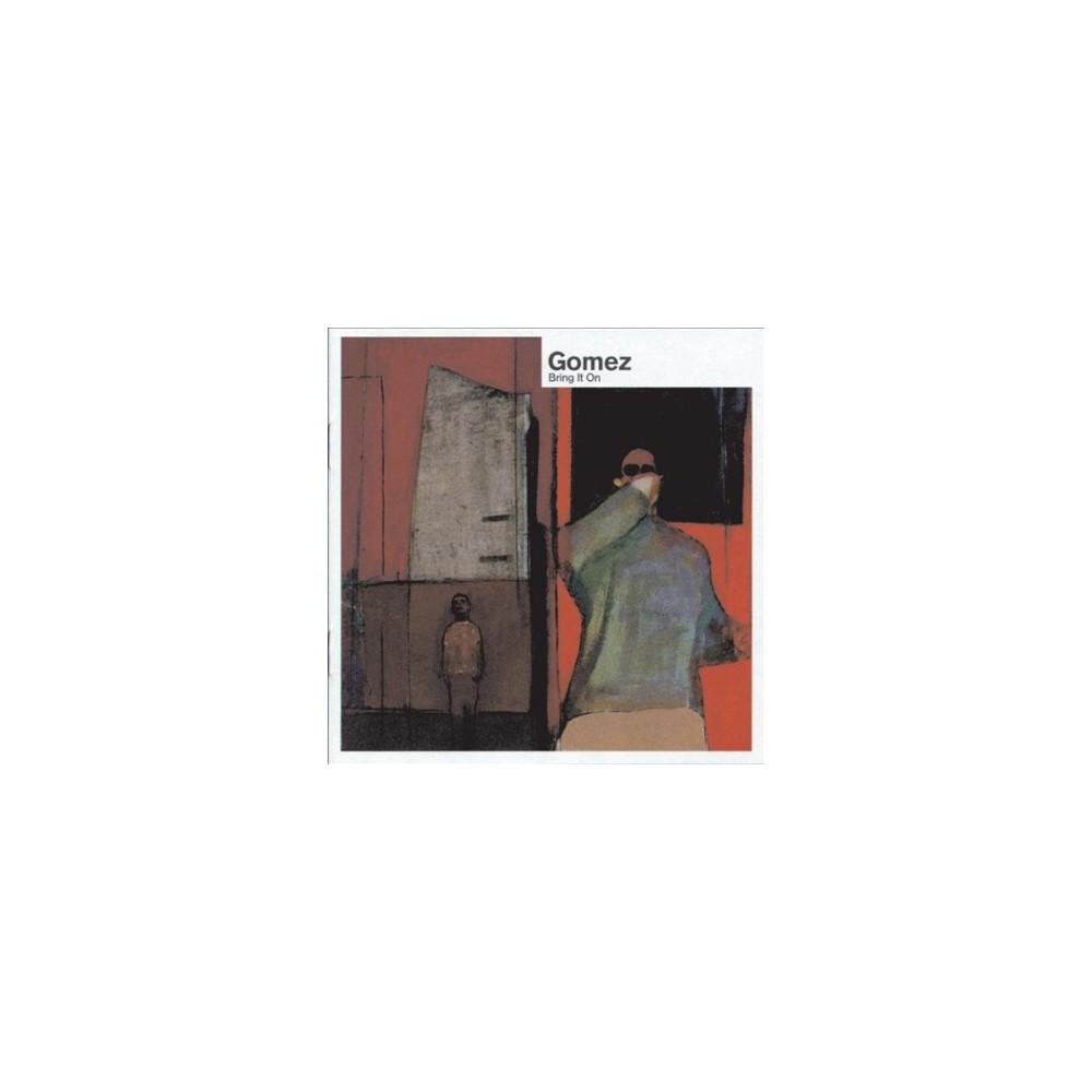 Gomez - Bring It On (CD), Pop Music