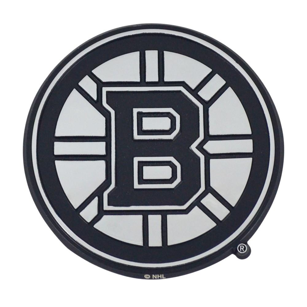Best Online NHL Fan Mats Emblem Boston Bruins