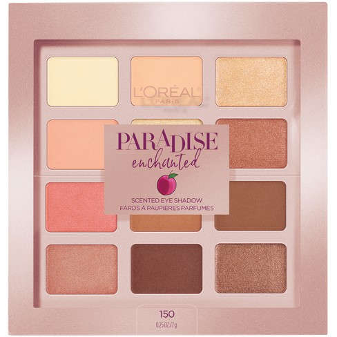 L'Oral Paris Paradise Enchanted Scented Eyeshadow Palette - 0.25 fl oz - image 1 of 4