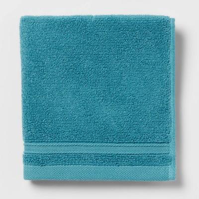 Performance Washcloth Turquoise - Threshold™
