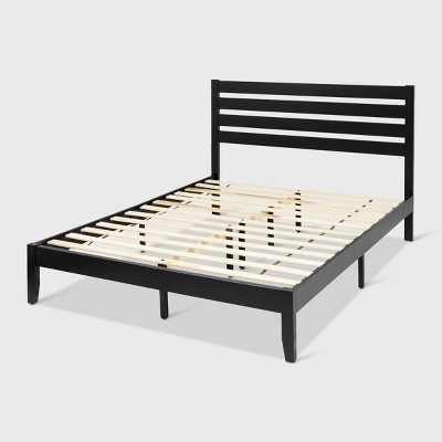 Queen Guilford Contemporary Bed Black - Christopher Knight Home