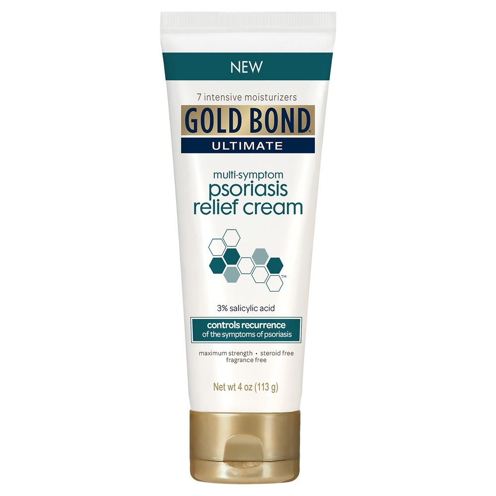 Unscented Gold Bond Psoriasis Hand And Body Lotions - 4oz