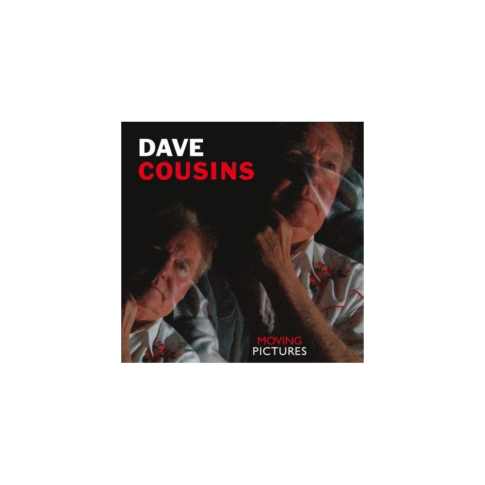 Dave Cousins - Moving Pictures (CD)