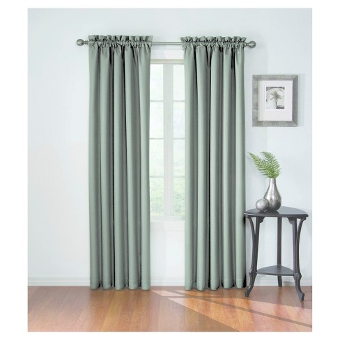 Corinne Blackout Curtain - Eclipse™ - image 1 of 4