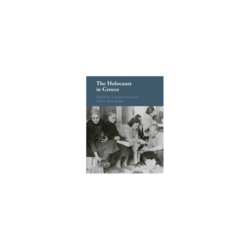 Holocaust in Greece - (Hardcover)
