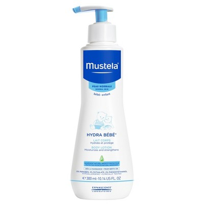Mustela Hydra Bebe Body Lotion - 10.14 oz.