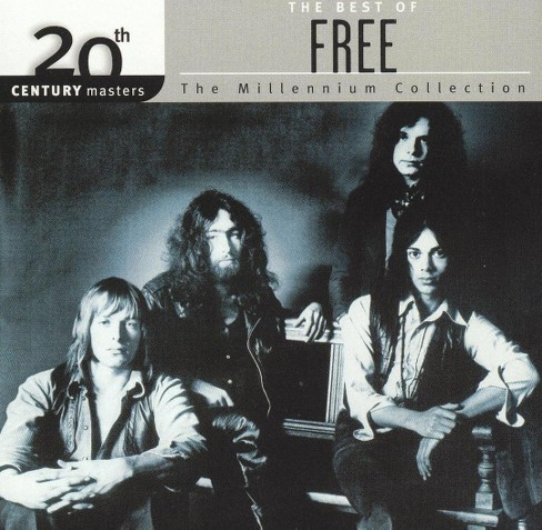 Free - 20th century masters:Millennium colle (CD) - image 1 of 1