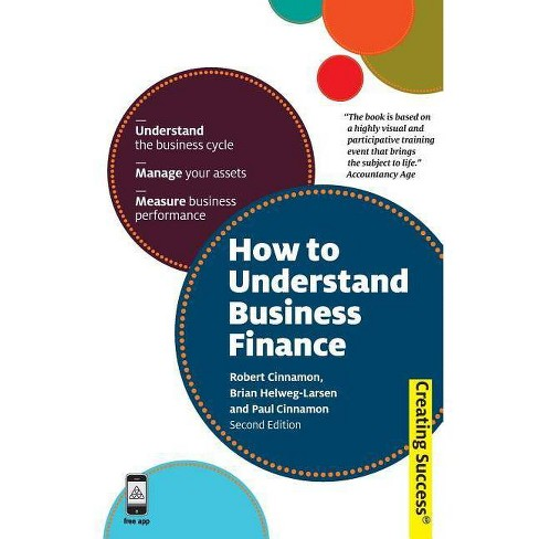 How to Understand Business Finance - (Creating Success) 2 Edition (Paperback) - image 1 of 1