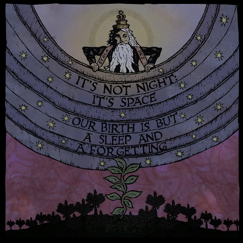It's not night: it's - Our birth is but a sleep and a forget (CD) - image 1 of 1