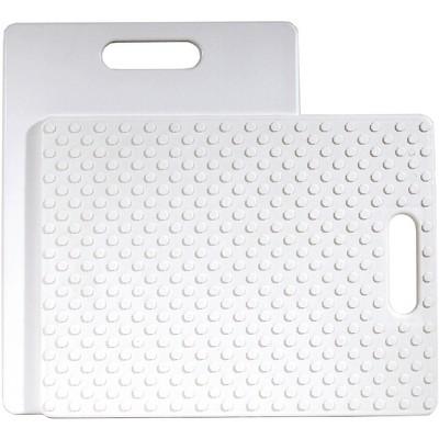Architec Gripper White Cutting Board, 11 x 14 Inch