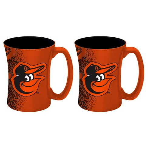 MLB Boelter 14 oz Mocha Mug 2-Pack - image 1 of 3