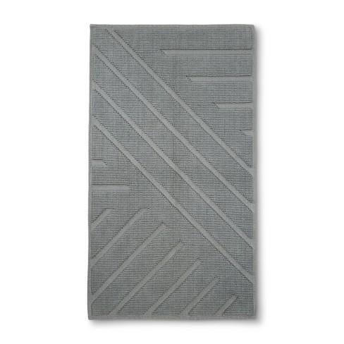 3002dcba5329 Geo Stripe Bath Mat - Project 62™ + Nate Berkus™ : Target