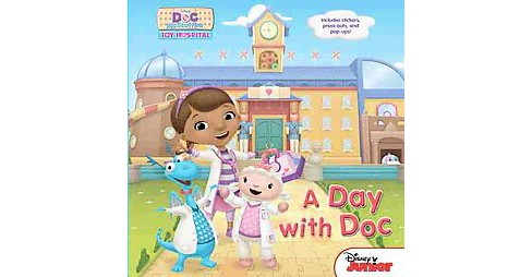Day With Doc (Hardcover) (Sheila Sweeny Higginson) - image 1 of 1