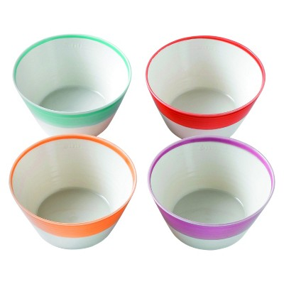 Royal Doulton 1815 8oz Cereal Bowl Bright Colors - Set of 4