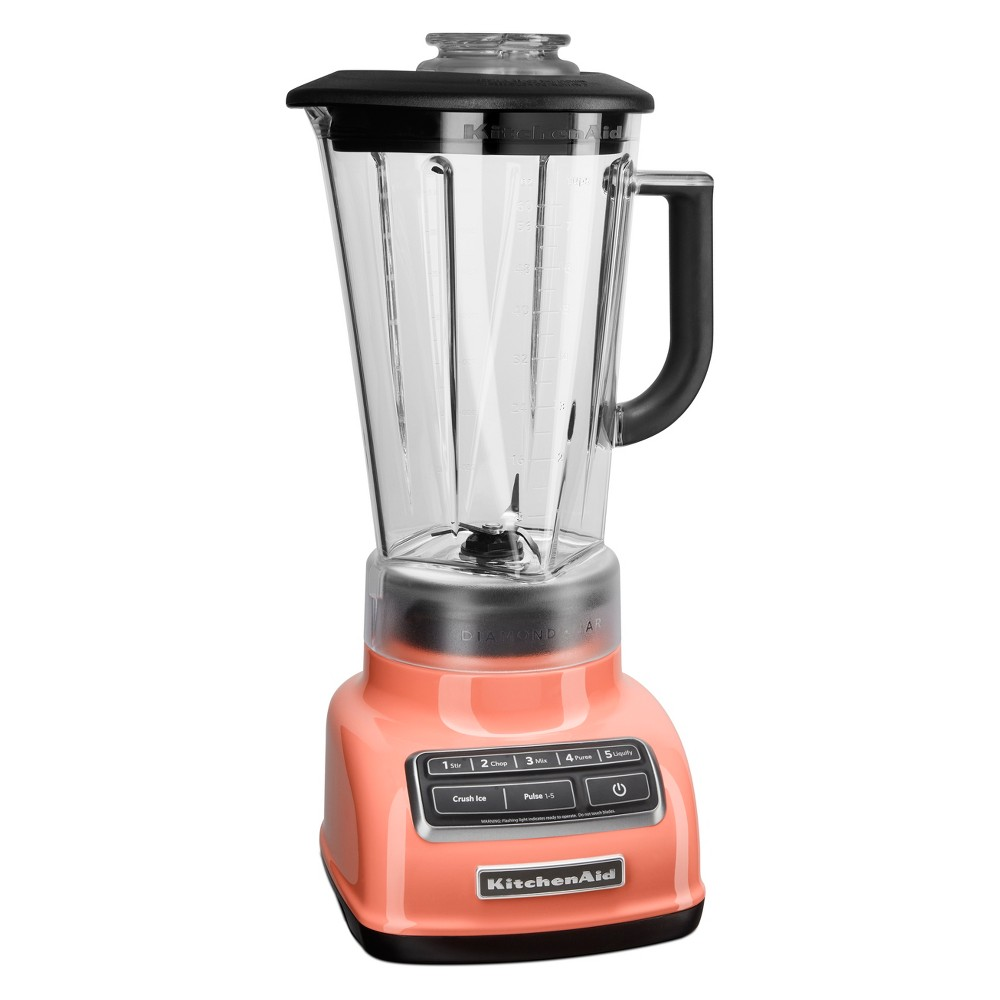 KitchenAid 5-Speed Diamond Blender Bird of Paradise – KSB1575PH 53807969