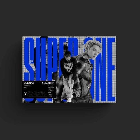 SuperM - SuperM The 1st Album (Unit C Version - KAI & TEN) (CD) - image 1 of 1