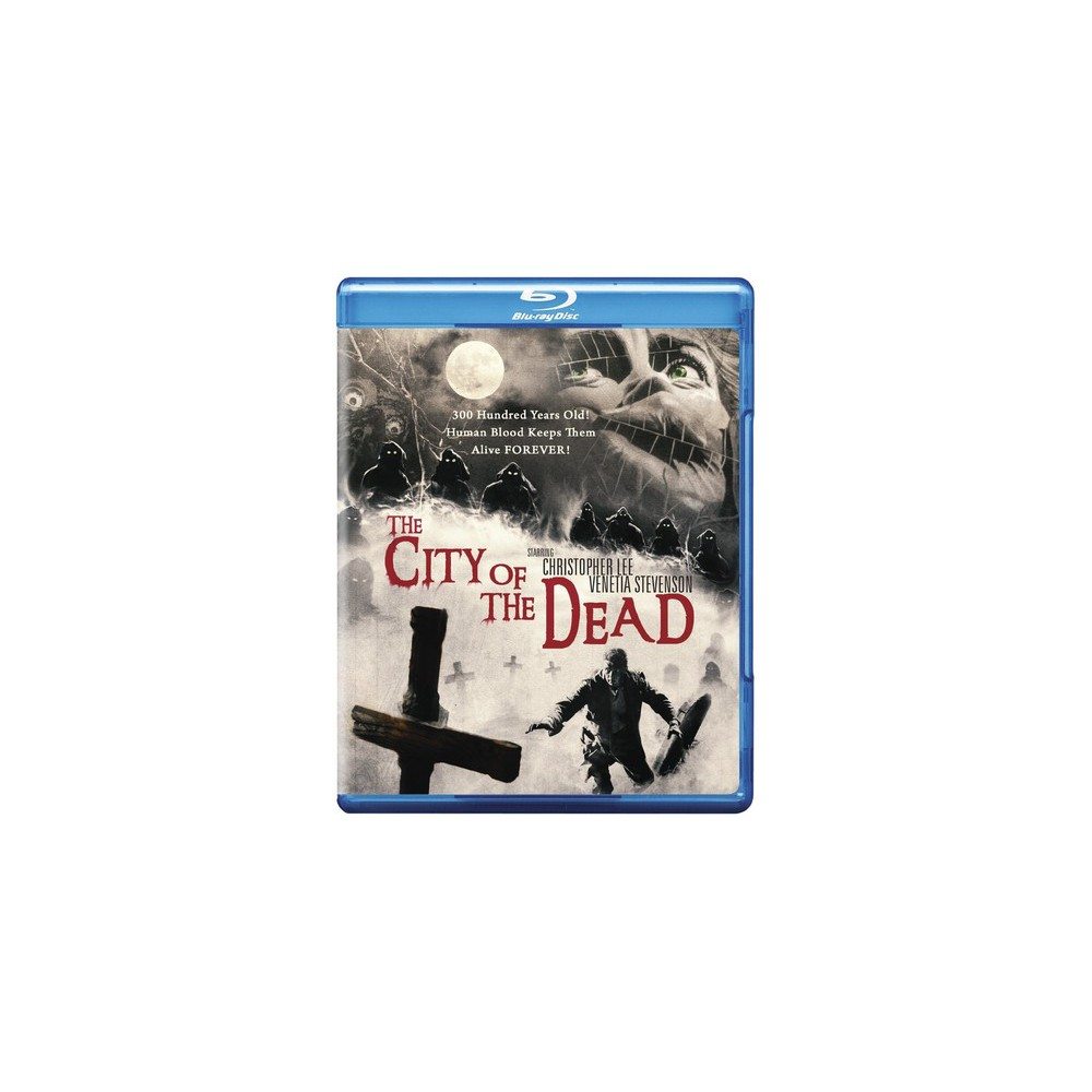 City of the dead (Blu-ray)