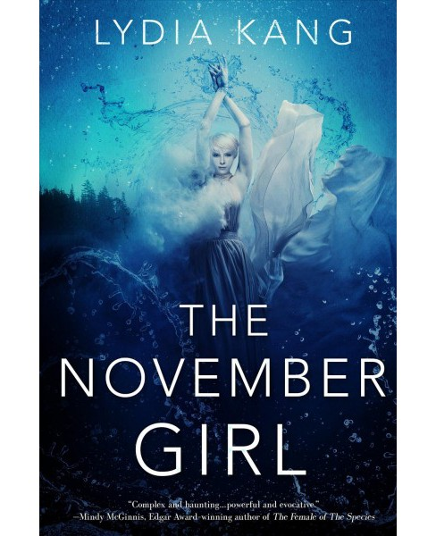 November Girl -  by Lydia Kang (Paperback) - image 1 of 1