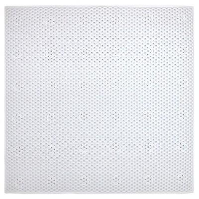 PVC/Cushion Shower Stall Mat White - Room Essentials™
